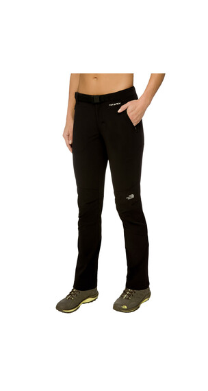 The North Face Diablo lange broek Dames Regular zwart